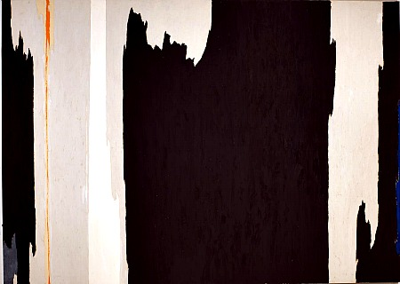 Clyfford Still: In the Still of the Night