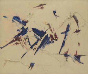 Judit Reigl, Outburst, 1956.