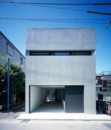 Apollo Architects: Grow, 2012. 700 sq.ft. plot.