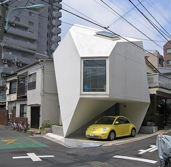 The House Detective: Very Small Japanese Houses
