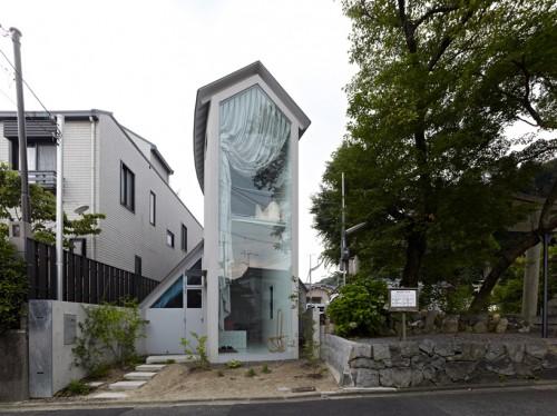 Hideyuki Nakayama: 0-House/Empty House. 2011