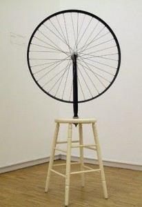 Duchamp_Bicycla-Wheel_1913