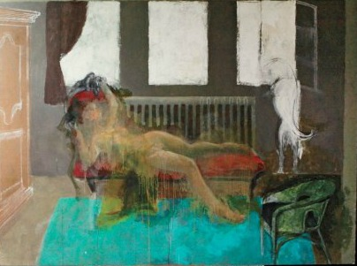 Balthus, Untitled (and unfinished).
