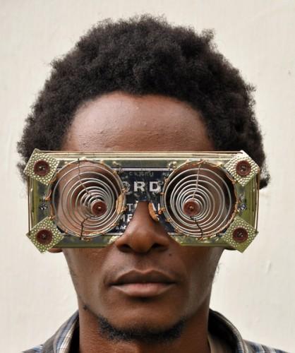 C-Stunner eyewear by Cyrus Kabiru
