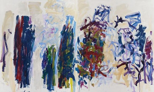 Joan Mitchell: Trees, 1990-91