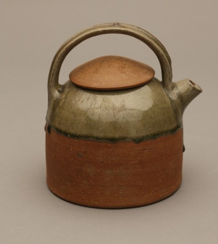"Byron Temple, ""Teapot,"" 1967. MAD Permanent Collecton."