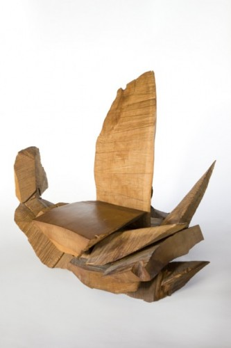 "J. B. Blunk, ""Scrap Chair,"" 1968. MAD Permanent Collection"