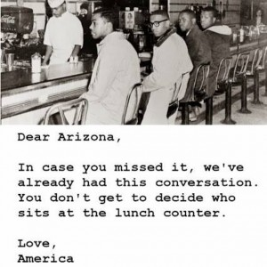 Dear Arizona