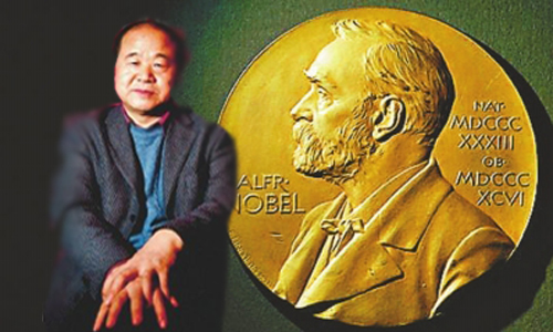 Mo Yan Gets the Nobel Prize for Literature