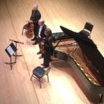 Janine Jansen at Carnegie Hall without veneer – or microphones breathing down her neck.