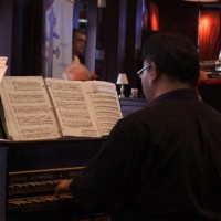 Bach in a Bar