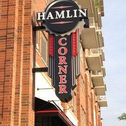 Hamlin Corner Sign