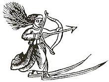 Nordic Ski Goddess