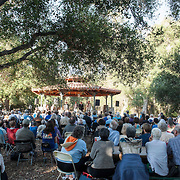 68th Ojai Music Festival - Libbey Park Gazebo - June 13, 2014