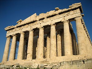 300px-Parthenon_from_west