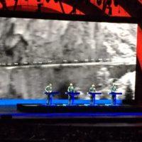 Kraftwerk at the Hollywood Bowl