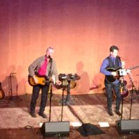 Billy Bragg and Joe Henry Ride the Rails