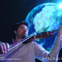 Bella Gaia at Cal Tech