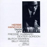 Herbie Hancock and Miles Davis