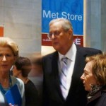 """$65-Million Naming Opportunity: Groundbreaking for Metropolitan Museum's """"David H. Koch Plaza"""" (with video)"""