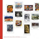 """Masterpiece Postage: Museum-Owners of """"Modern Art in America"""" Identified"""