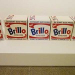 Dept. of Tasteless Product Promos by Museums: Brillo® at the Warhol