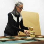 A Conservator's BlogBack: Are the Purported Bush Paintings a Hoax?