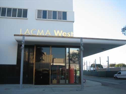 LACMAWest
