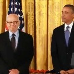 Wanna See Ellsworth Kelly Receiving the National Medal of Arts from President Obama?