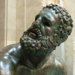 """Cultural Exchange with Italy (or not): """"Boxer at Rest"""" in Metropolitan Museum vs. Sicily's Newly Combative Stance (with video) UPDATED"""