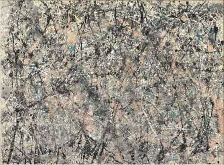 Number 1, 1950 (Lavender Mist), National Gallery of Art