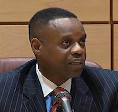 Detroit Emergency Manager Kevyn Orr
