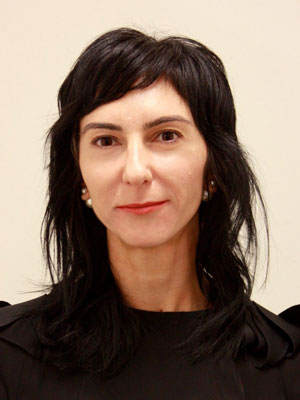 Maria Seferian, interim director of Museum of Contemporary Art, Los Angeles