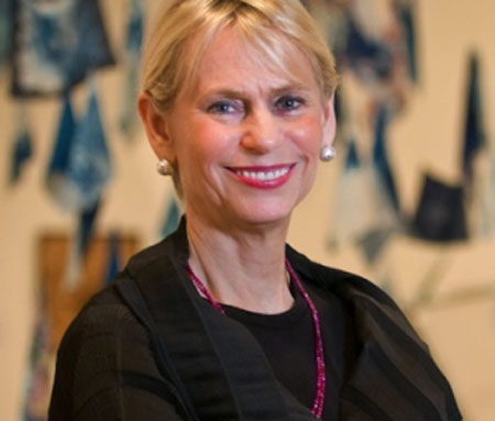 Peggy Loar, interim director, Corcoran Gallery of Art
