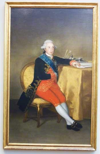 Joaquín Osorio Moscoso y Guzmán, Count of Altamira