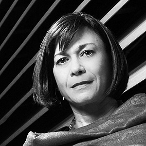 Inga Saffron, winner, 2014 Pulitzer Prize for Criticism