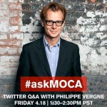 CultureGrrl Omitted from MOCA's Storify of Its Twitter Q&A with New Director Philippe Vergne UPDATED