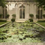 Russell Page's 1970s garden at the Frick