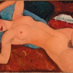 """""""The Artist's Muse"""": $170.4-Million Modigliani Doesn't Float All Boats at Christie's"""