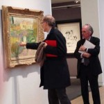 Sotheby's to Cut Some 80 Positions; Charles Moffett, Its Former Executive VP, Dies