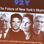 Meier, Ingels, Seldorf, Cook: My Storify from Architects' Panel on NYC's Skyline