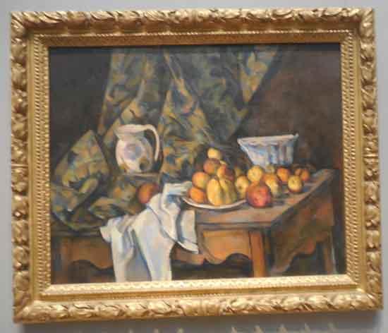 Cezanne, WB