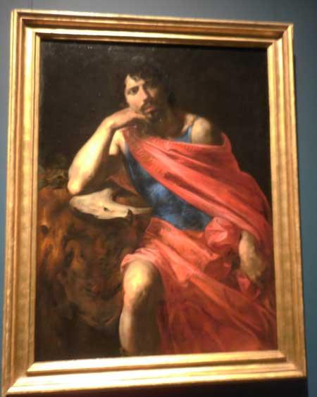 """Samson,"" 1631, Cleveland Museum"