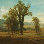 """Berkshire Museum Disposables: Bierstadts, Bouguereaus, Calders, Church, Inness, """"George Washington"""""""