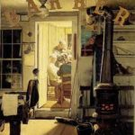 "An Educated Guess: What Did the Lucas Museum Pay for Rockwell's ""Shuffleton's Barbershop""?"