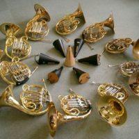 Horn ensemble
