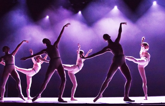 The women of Ballet Arizona in Ib