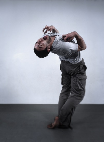 Ashley Chen in John Scott's The White Piece. Photo: Chris Nash