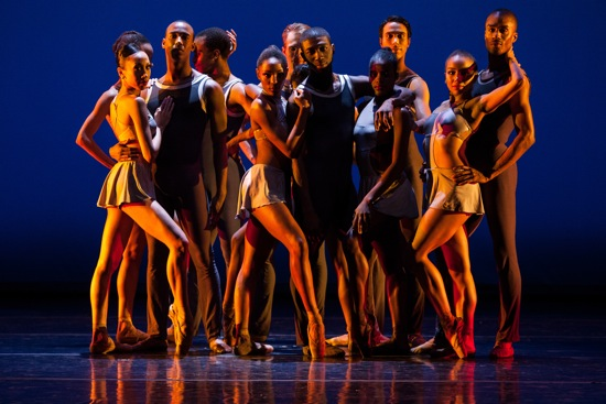 Dance Theatre of Harlem in Robert Garland's Return. Photo: Matthew Murphy