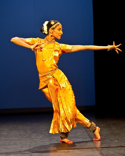 The power of Kuchipudi: Shivalingappa. Photo: Elian Bachini